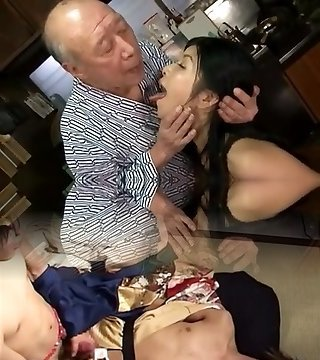 Masturbation, Old Young