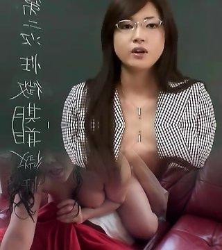 Japanese, Asian Kitty Anal