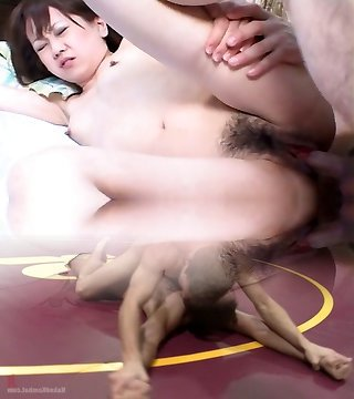 Asian, Sex 69 Positions