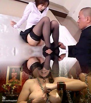 Japanese, Stockings