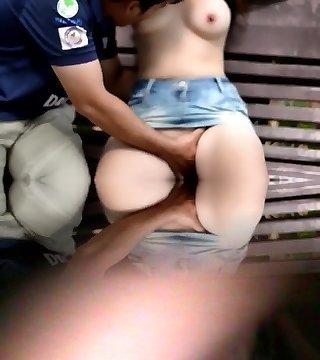 Public Outdoor Sex, Teen Sex Outdoors