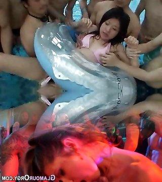 Public Nudity, Asian