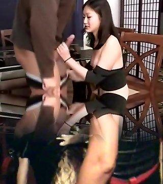 Korean, Big Dick