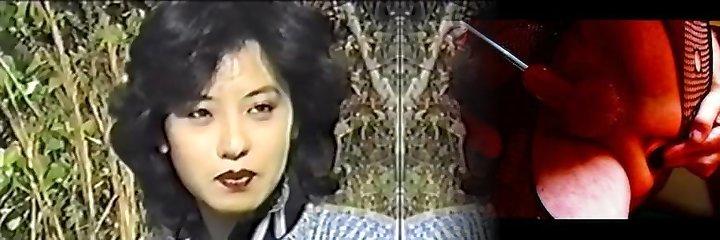 Super Hot Japanese vintage fucking