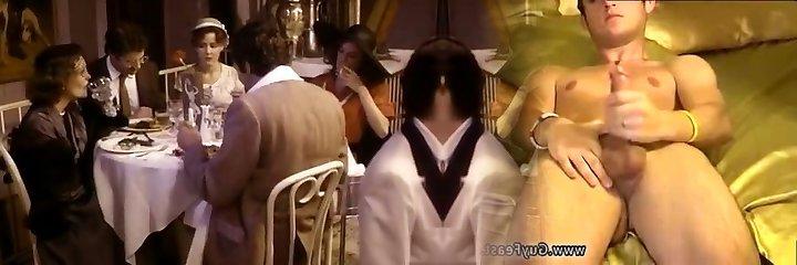 黒い髪の妻は彼の相棒と彼女の夫ホットワイファイです