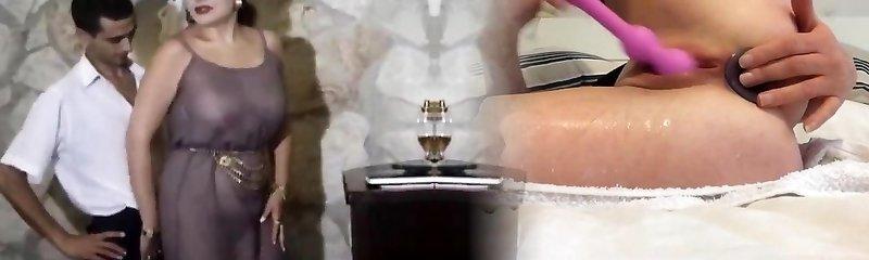 Vintage big boobs anal invasion sex compilation