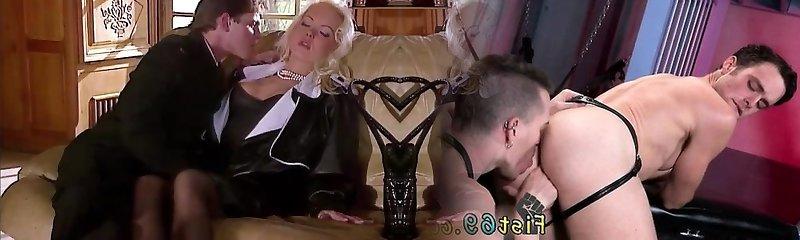 Silvia Saint Nails the Lawyer and Drains His Spunk