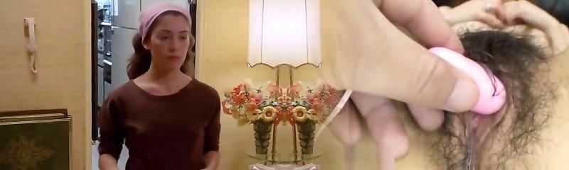 Incredible homemade Three-ways, Cumshots adult clip