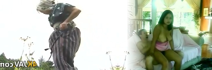 Vintage Chinese Fucking Outdoors