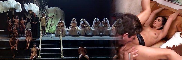 Caligula - Remastered In HD All Orgy Scenes