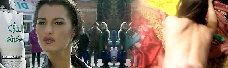 La Ragazza del Clan (1995) with Anita Platinum-blonde