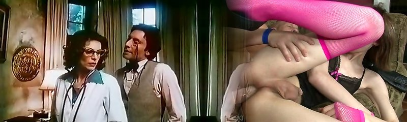 Insane sexy and busty vintage doctor deep throats strong beef whistle of naughty man