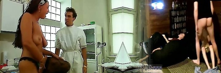 Hot nurse tempts and gets banged by the assistant