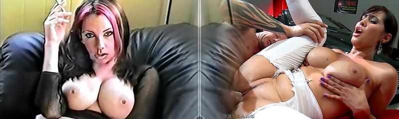Best amateur Big Tits, Smoking xxx video