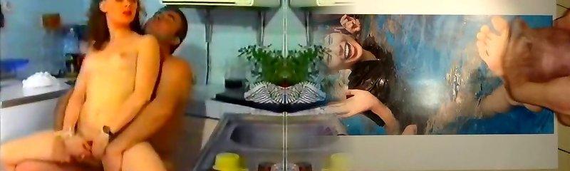 Melodie Smooch, Centrine, Cheryl in vintage porn movie