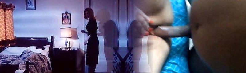 Euro fuck party tube movie with ebony blowjob and sex