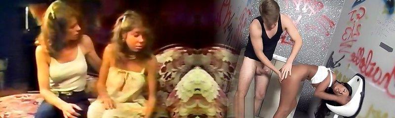 Retro Blonde Stunner Tawny Pearl