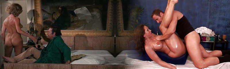 HANNA SCHYGULLA Nude (1970)