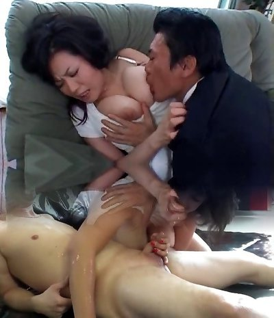 Miki Sato real asian bombshell is a mature
