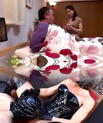 Gulping Matsumoto Marina kiss and accuracy of frustration Housewives
