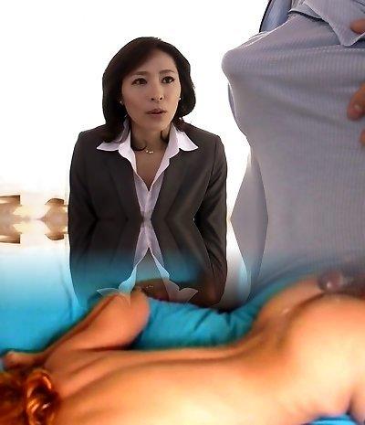 Hottest Japanese slut in Best Fellatio, HD JAV movie