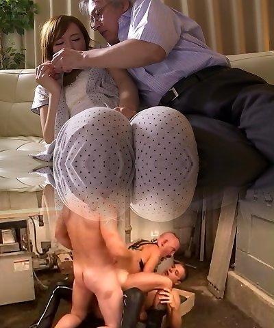 Fabulous Japanese slut in Amazing Toys, Cougar JAV video