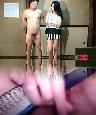 Hotwife CFNM Japanese Femdom