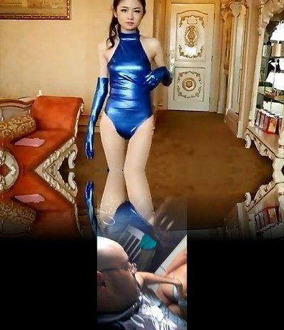 Exotic unexperienced Solo Girl, Teens sex flick