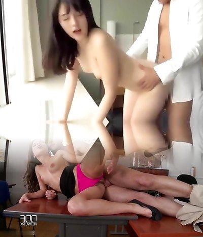 Amateur Korean Dt - see part 2 on richwebcam.com