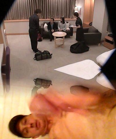 Crazy Japanese cockslut in Hottest HD, Hidden Cam JAV movie