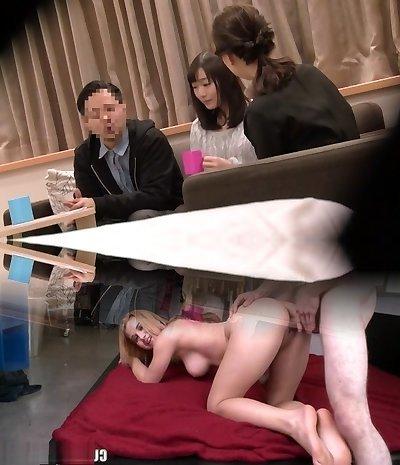 Crazy Japanese slut in Hottest HD, Covert Web Cam JAV movie