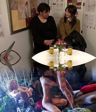 Best Japanese model in Crazy Fingering, Massage JAV movie