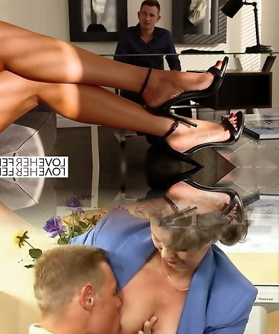 LoveHerFeet - Lawyer Bill Bailey Idolizes His Client's Toes
