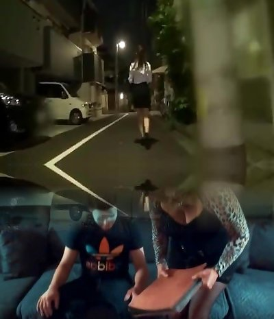 Japanese Office Girls Seized and Humiliated #3