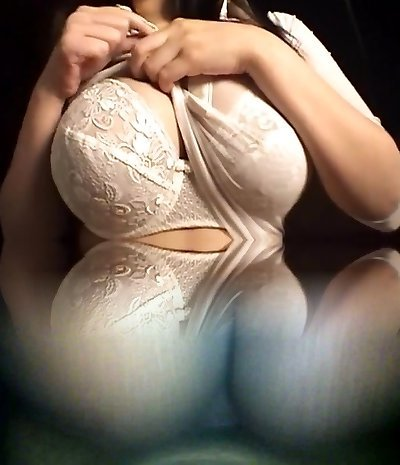 Hottest homemade Lingerie, Solo Lady adult video