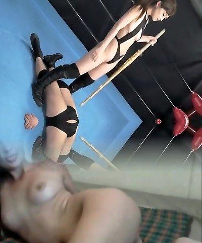 Japanese sex wrestling AIG-01