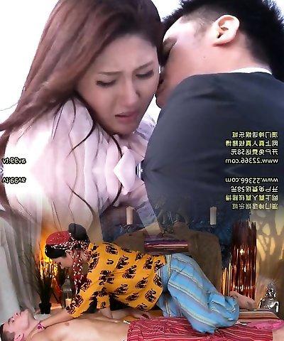Asian Cute Hard-core Blowjob And Gagging