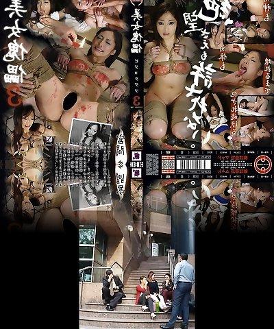 Crazy Japanese tramp Aoi Miyama in Incredible deep throat, kitchen JAV scene