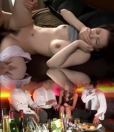 Hottest Japanese doll Eri Ouka, Kaori Nishio in Epic Couple, Milf JAV movie