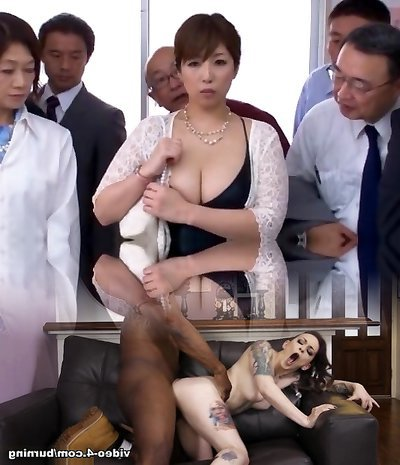 Hottest Japanese slut Nao Nazuki in Amazing Cougar, Gigantic Milk Cans JAV video