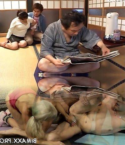 Exotic Japanese chick Shino Ozawa in Amazing Ample Tits JAV video
