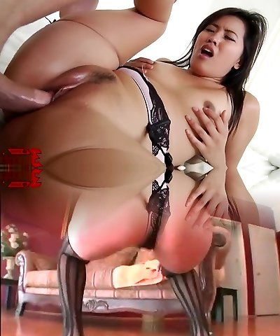 Angelina Chung Massages, Gargles and Fucks