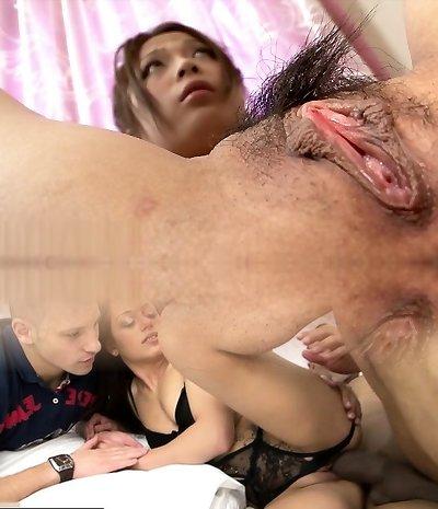 Incredible Japanese lady in Crazy JAV Uncensored, Dildos/Playthings JAV clip