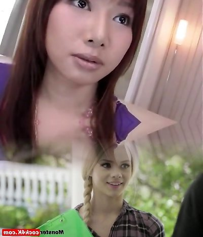 Horny Japanese hoe Mimi Sakura in Fabulous JAV vid