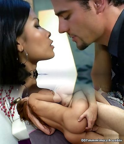Anal with steaming Asian babe