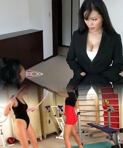 Fabulous Japanese slut Miki Sato in Best Secretary, Ample Tits JAV clip