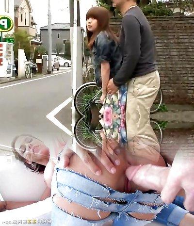 Exotic Chinese superslut Imai Hirono in Best Compilation JAV movie