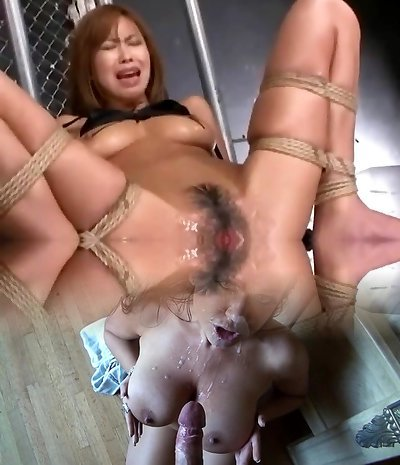 TIED AND Hump MACHINE FOR ASIAN Teen -bymn