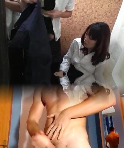 Japanese Dressing Room Flash(censored) #Six
