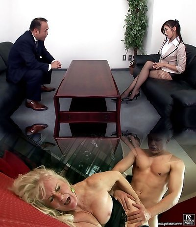 Assistant Seduces Her Boss